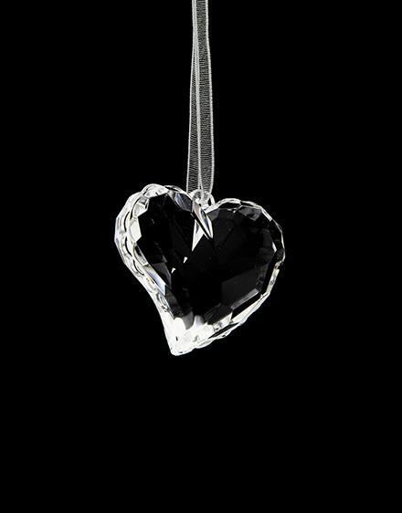 Akrylové srdce 4cm