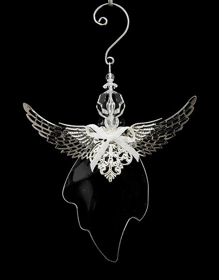 Anjel akryl 10x13cm