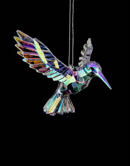 Kolibrík  transparentný